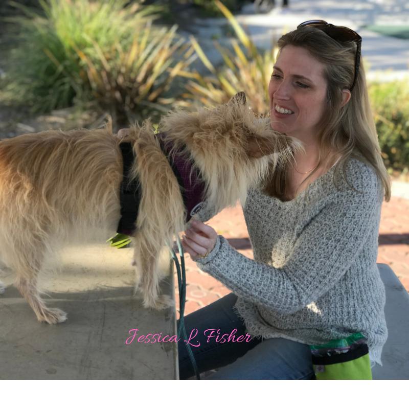 Pet Parent Coach & Dog Trainer – Jessica L. Fisher