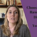 Choosing a Raw Dog Food